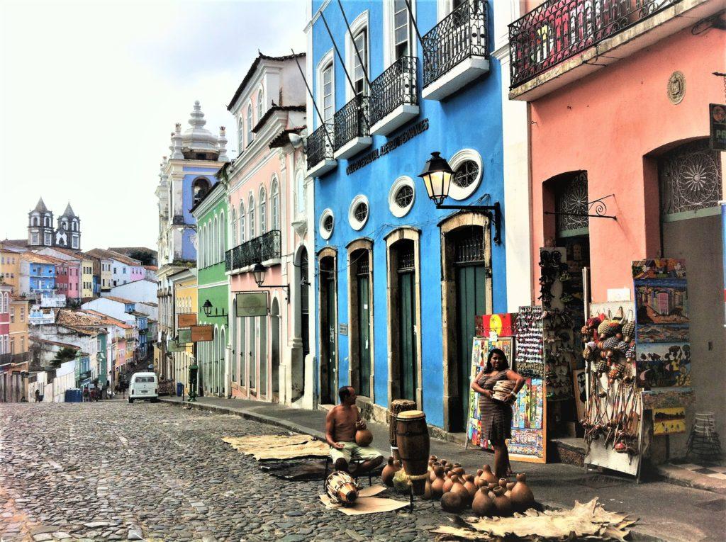Pelourinho, Salvador de Bahia, Brésil